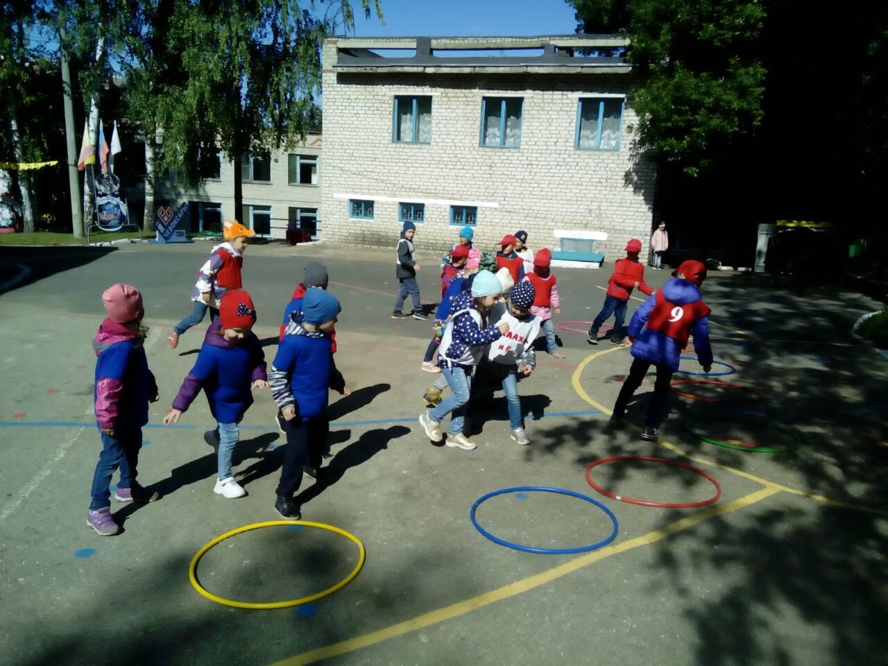 Спортивное соревнование «Игры Батыра»