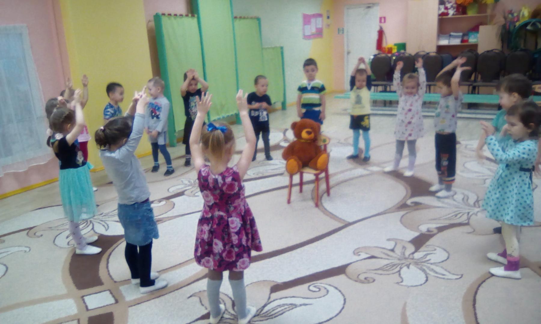 Музыкально - ритмические игры в детском саду